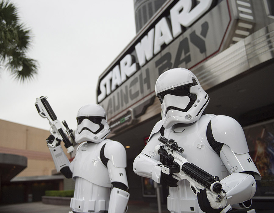 Star Wars no Disney's Hollywood Studios